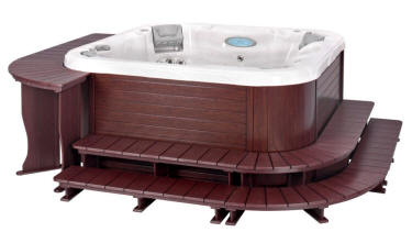 Par Pool & Spa: Dimension One Spa Surrounds