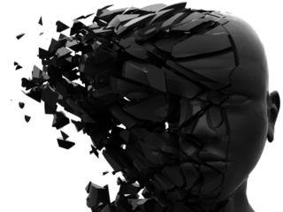 Shattered-brain