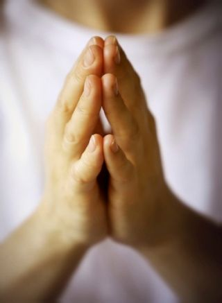 Prayinghands