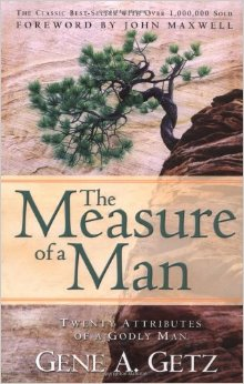 Measure man